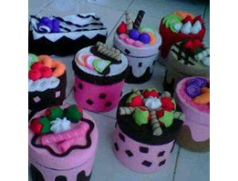 Toples cake