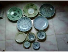 Jual SELL CERAMIC CHINESE DINASTY TSUNG, MING AND CHIN