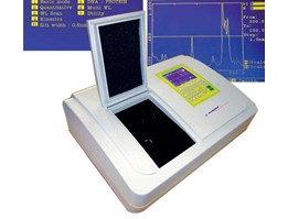 Double Beam Spectrophotometer AUV 2080 and 2080plus