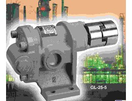 Koshin Gear Pump GL Series Indonesia Surabaya
