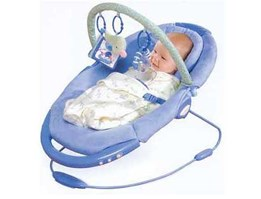BOUNCER MASTELA CRADLE N SOOTHE