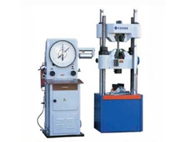 Jual Tenson Series Dial Type Hydraulic Testing Machine WE-100B