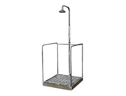 085691398333 Emergency Safety Shower, Self Contained / Portable - FEN513, Self Contained / Portable - FEN462 The dual Bottle Wall Stations mount easily with screws, Emergency Eye Washes - EE120, Showers Multi Spray & Platform Operated - EP990, Self Contai