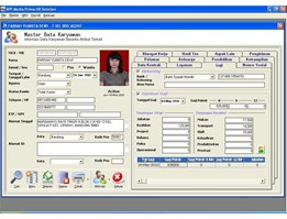 Software HRD dan Payroll System
