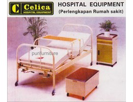 Jual Celica Hospital Equipment