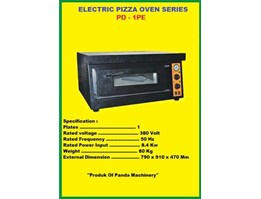 Jual Electric Pizza Oven Series