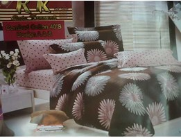 Jual bedcover full cotton