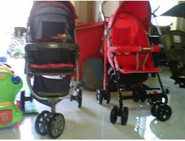 Jual STROLLER BABY DOES
