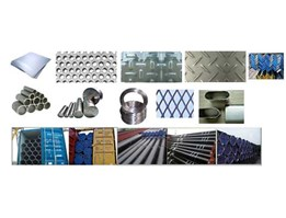 Stainless Steel sheet, tube, pipe