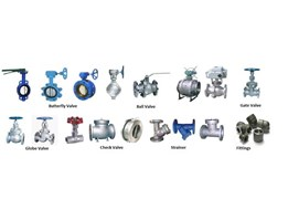All kind of Valve, fitting & Accesories