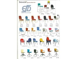 Jual INDACHI Stacking & Utility Chair ( 1)