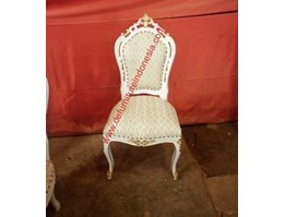 Jual French furniture Angelica Dining chair | defurnitureindonesia DFRIC - 91