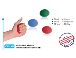 Silicone Hand Rehabilitation Ball