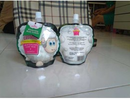 Jual CASTELLA WITHENING BODY LOTION AUTRALIAN GOAT AND HONEY