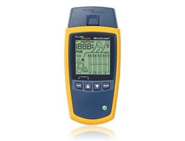 Jual Fluke MicroScanner² Cable Verifier Next-generation MicroScanner verifies voice/ data/ video cable and services with a revolutionary user interface.