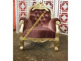Jepara fua furniture Romawi Larisa Chair furniture indonesia | defurnitureindonesia DFRIC - 98