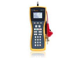 Jual Fluke TS® 53 PRO Test Sets A professional network test set that delivers high-quality VDV functionality for technicians.