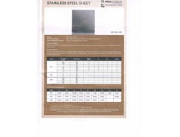 Jual Stainess Steel Sheet Jindal