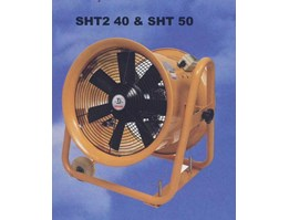 Portable Mancooler Fan SHT2-40 & SHT2-50