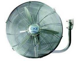 Jual KIPAS ANGIN DINDING/ WALL FAN INDUSTRY CKE 18 -3BLADE/ 220/ 1PHASE