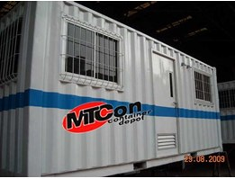 Jual Office Container Freeport ( 2)