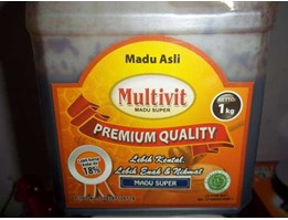 Jual Madu Super ( Madu+ Royal Jelly+ Bee Pollen) 1 kg