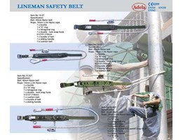 Jual Safety Belt Adela