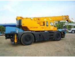 Jual RENTAL CLAWLER CRANE/ RAUTHER/ MOBILLE TELECOPHIC