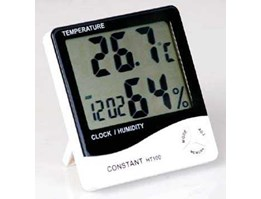 Digital Thermo-Hygrometer Constant HT100