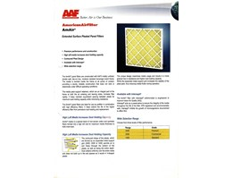 Jual Filter Udara AAF ( American Air Filter)
