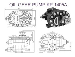 Jual OIL GEAR PUMP KP 1405A