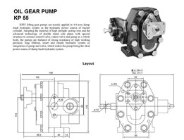 Jual OIL GEAR PUMP KP 55