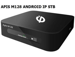 STB android APIS M128 HD