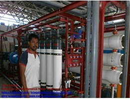 Jual Ultrafiltration System