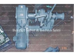 Winch Jangkar Electric Single Gipsy