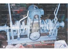 Winch Jangkar Electric Double Gipsy