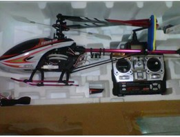 RC HELICOPTER FALCON 450 PRO CCPM 6CH 2.4 GHZ 3D