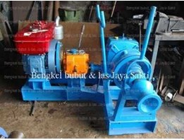 Winch Jangkar Diesel Single Gipsy