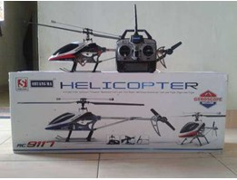 RC HELICOPTER DH 9117 4CH 2.4 GHZ