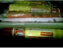 Jual Red Hand Flare Pains Wessex MK8