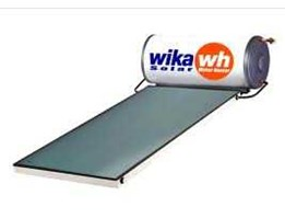WIKA SWH SOLAR WATER HEATER, / WIKA SWH