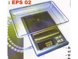 Pocket Scale with Tray