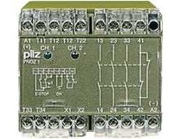 Jual PILZ Safety Relay PNOZ Classic