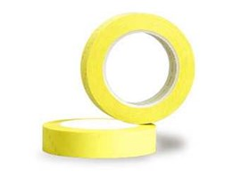 Jual polyester tape Yellow