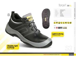 Jual SAFETY JOGGER FORCE1 S3