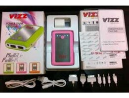 Jual Mobile power Vizz 8400 Mah