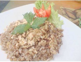 Jual By Request Nasi goreng kepiting