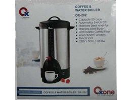 OXONE COFFEE WATER BOILER OX-202