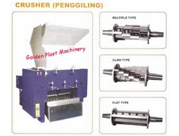 Crusher Machine ( Mesin Giling atau Cacah Plastik )