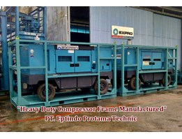 Jual Compressor Heavy Duty Frame Manufactured